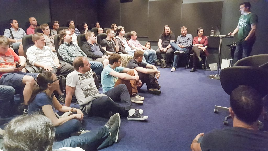 ROCdevs Open Day: Dozens of software developers, questions and answers