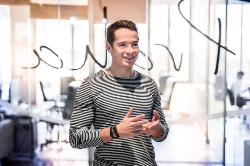 Jakub Daxner joins the Rockaway Ventures start-up division