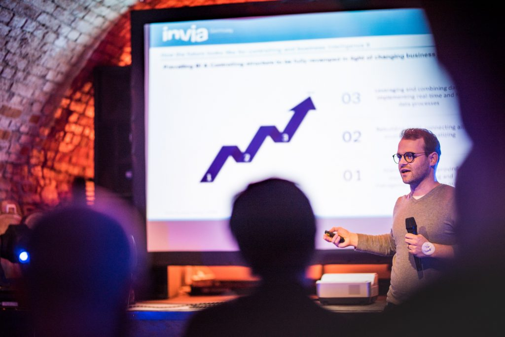 """We had always thought we were a start-up. Except that hadn't been true for a long time,"" said Tobias Walther-Merkwitz, CFO Invia Germany, at the fourth edition of Money Talks"