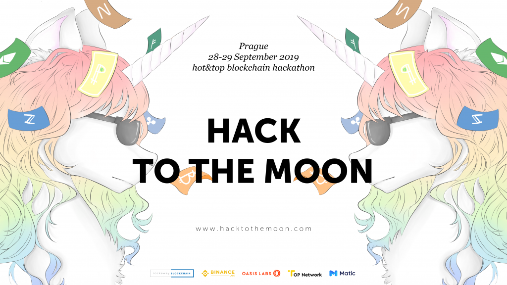 Rockaway Blockchain organising the first hackathon with global impact, bringing to Prague four leaders in the field