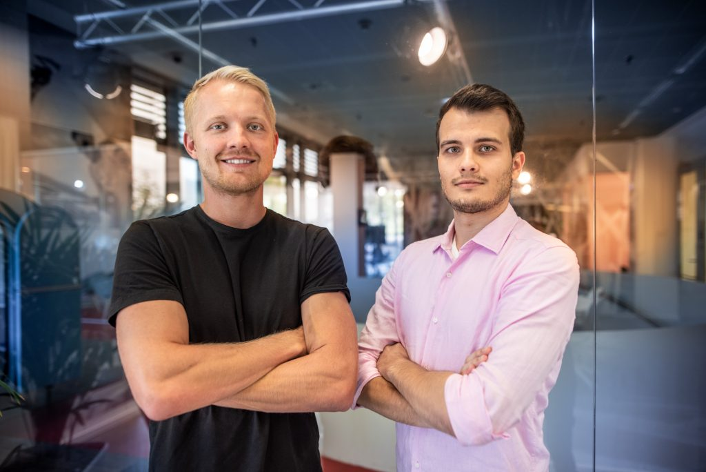 Rockaway Ventures reinforces its team with the addition of David Šťastný and Max Palko
