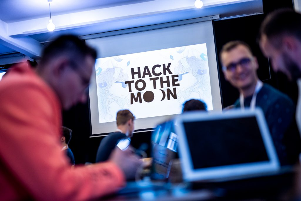 Rockaway Blockchain organised the first global blockchain hackathon in Prague, hackers from 12 countries attended