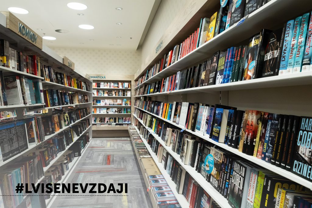 Euromedia, Dobrovský, Albatros and other book companies write an open letter to the prime minister and demand: Save the Czech book market!