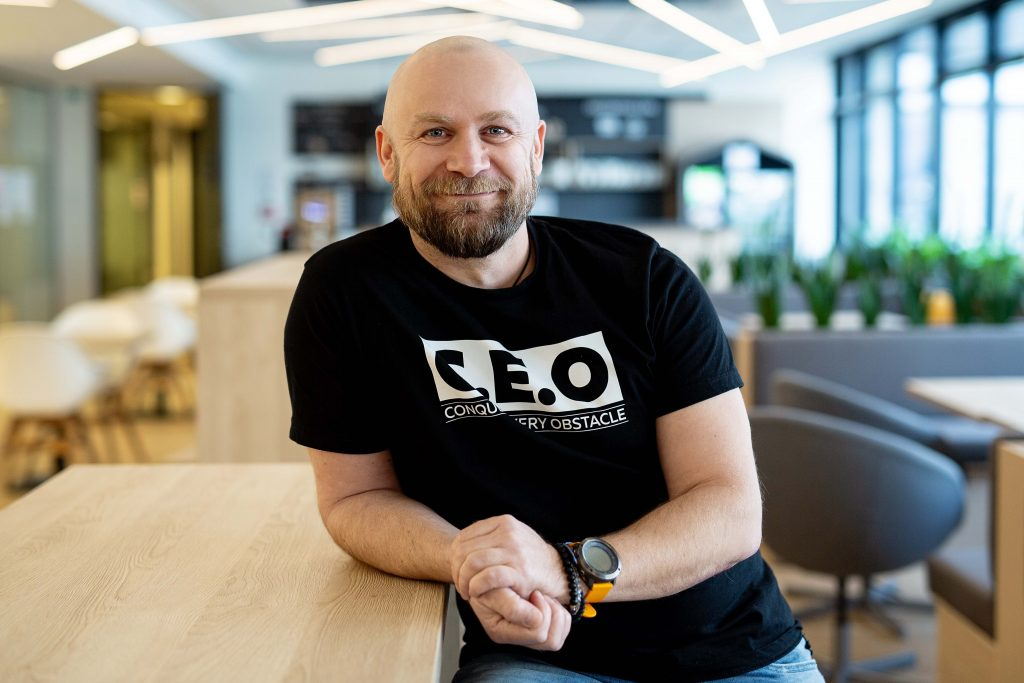 Interview with Jan Hanuš, CEO of MALL Group: A smooth sea never made a skilled sailor