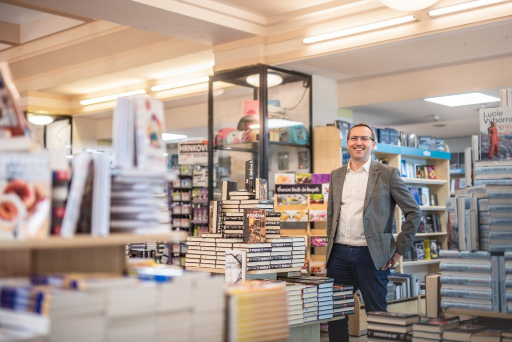 Interview with František Mala, CEO of Euromedia Group: Czechs are exceptional when it comes to books