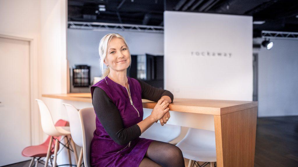 Rockaway Insider sAndreou Lauren, investiční partnerkou Rockaway Capital: Obecný problém žen? Nepřihlásit se dost hlasitě kvýsledkům své práce
