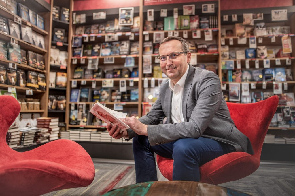 """Rockaway Insider with František Mala, CEO of Euromedia Group: """"We sell time well spent"""""""