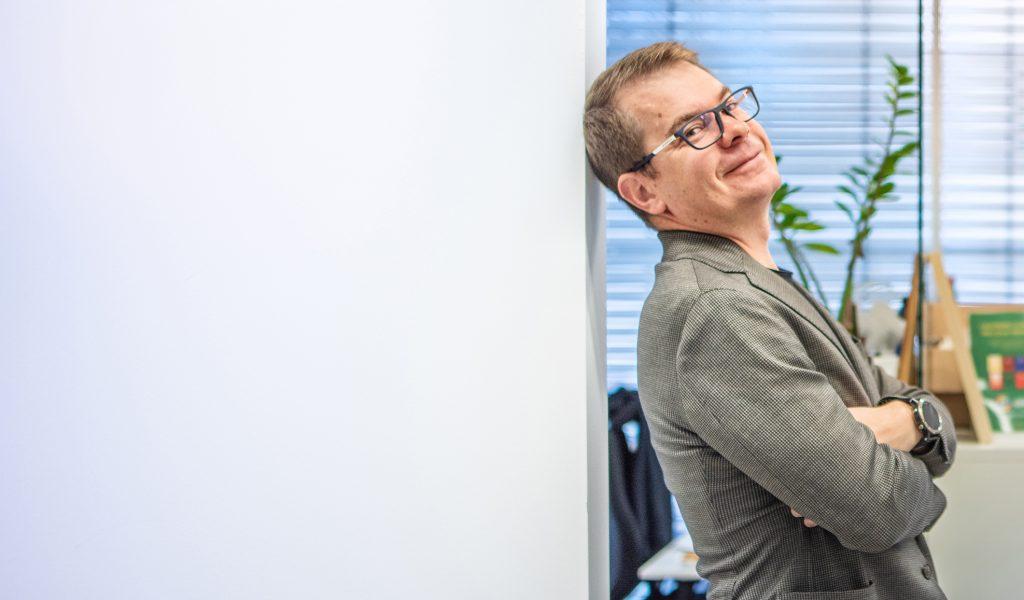 Rockaway Insider sRobertem Chmelařem, investičním partnerem Rockaway Capital: Neděláte práci, která vás baví? Změňte to. Life is too short