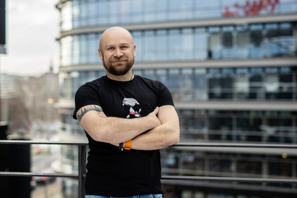 Rockaway Insider with Jan Hanuš, CEO MALL Group: If you don't have enthusiastic, energetic people around you, you won't be able to do athing