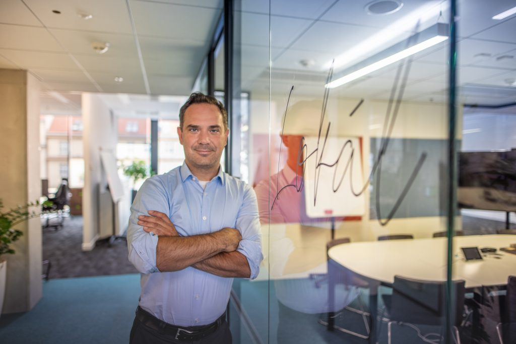Rockaway Insider with Jan Jírovec, Rockaway Capital Investment Partner: You can't build abusiness relationship without humility and respect