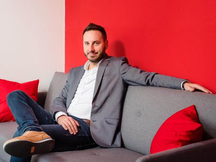 Rockaway Insider with Michal Tresner, CEO of ThreatMark