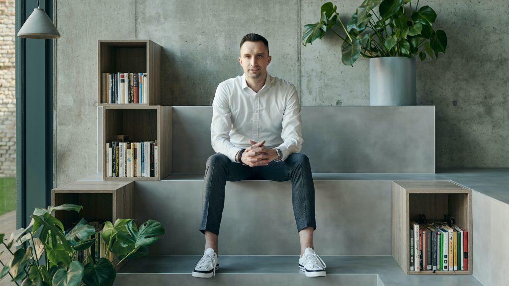 Rockaway Insider SMichalem Menšíkem, CEO DoDo