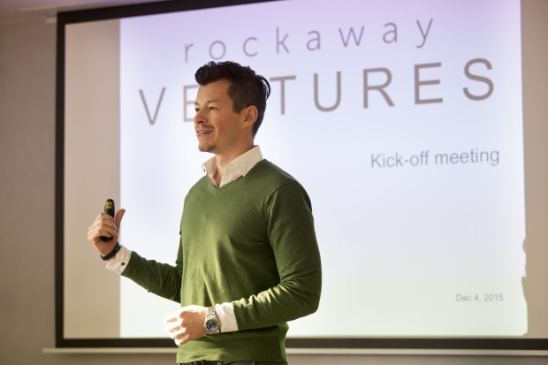 Viktor Fischer will be in charge of Rockaway Ventures
